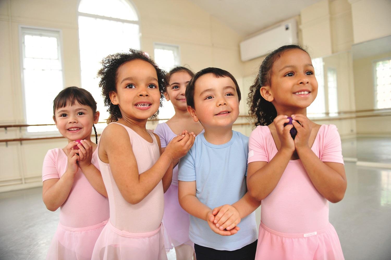 Ballet Academy Luzern: Dance Programs for Minis