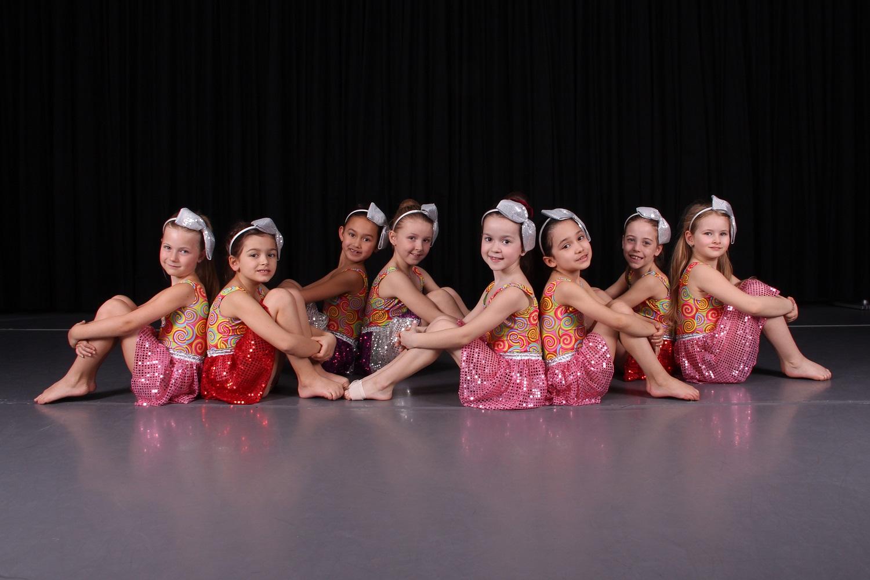 Ballet Academy Luzern: Jazz & Modern Kids Group