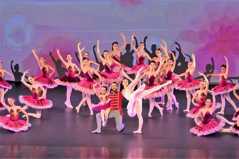 Ballett für Jugendliche Ballett Akademie Luzern