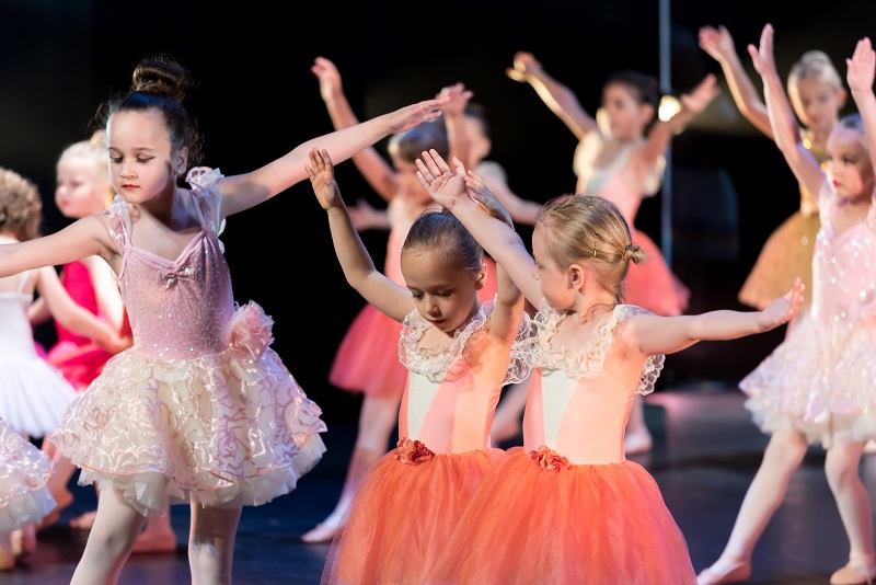 Ballet Academy Luzern: Young Kids Performance - Minis Program