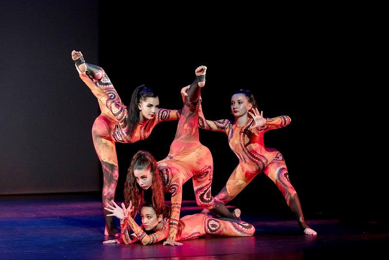 Zeitgenössischer Tanz Ballett Akademie Luzern