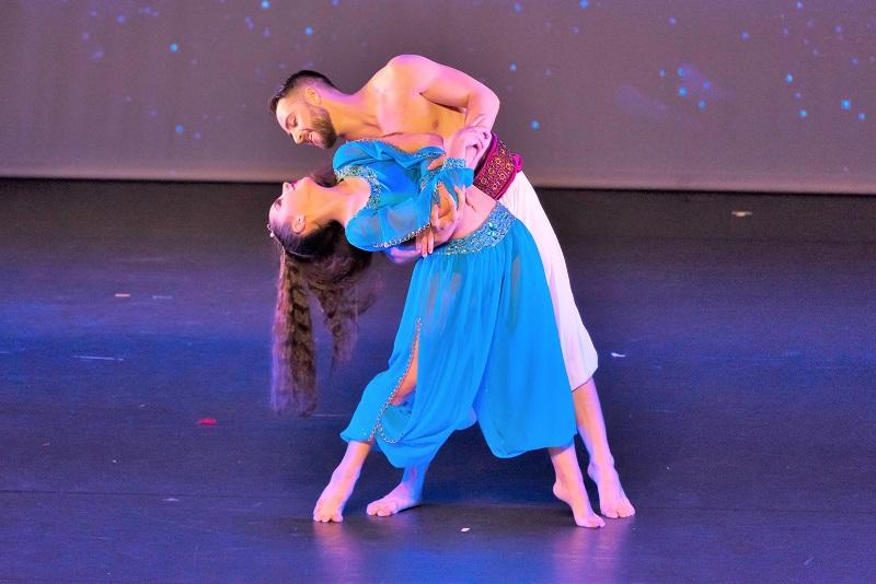 Zeitgenössischer Tanz