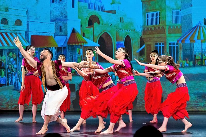 Luzern Ballett Akademie Luzern - Musical Theater Performance