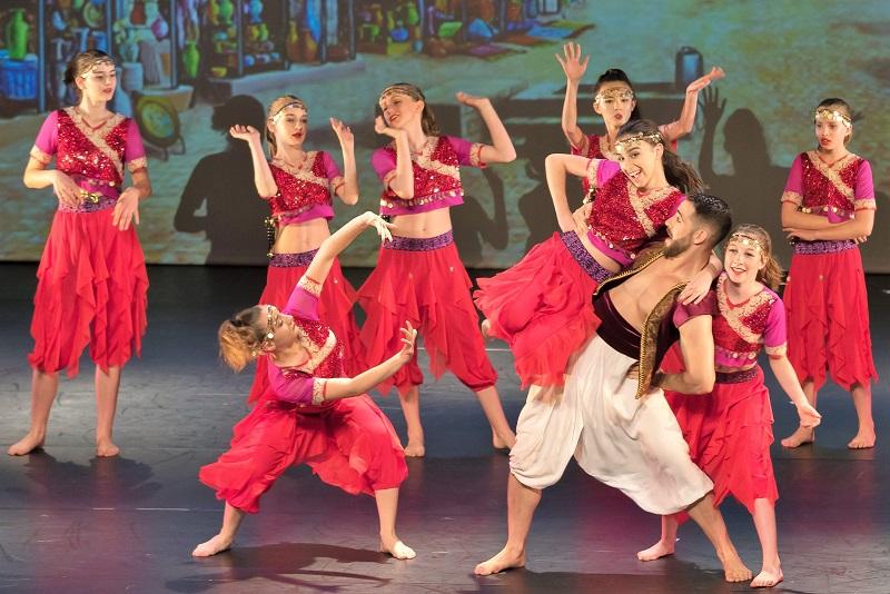 Ballet Academy Luzern: Musical Dance Scene