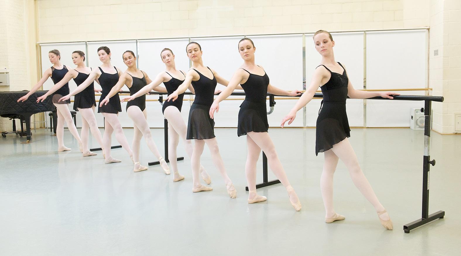 Adult beginner ballet class nyc
