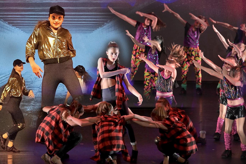 Urban Dance Kids Jugendliche Luzern Hip Hop Street Dance
