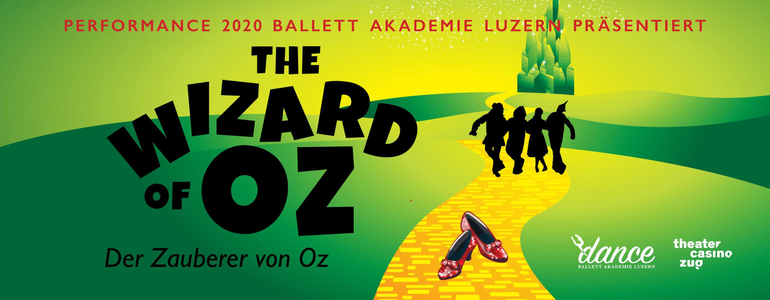 Performance Aufführung Ballett Akademie Luzern 2020