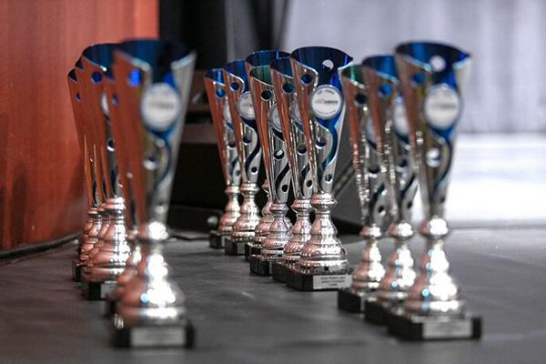 Swiss Jazzdance Cup Trophy