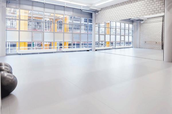 Ballet Academy Luzern, Studio